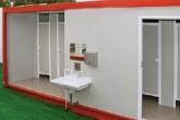Sanitário WC - COM LIGAÇÃO À REDE