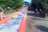 WATER SLIDE - BIG SLIDE AND SPLASH
