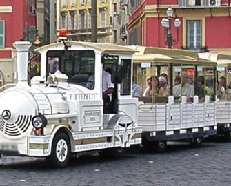 Carruagem / Comboio Turistico