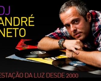 Dj André Neto (Estação da Luz)