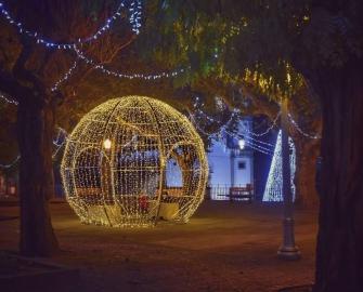 Peças Impactantes Iluminação de Natal - Photopoints
