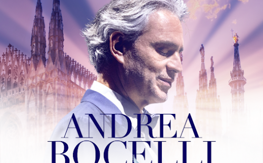 Andre Bocelli Music for Hope - Direto Catedral Milão
