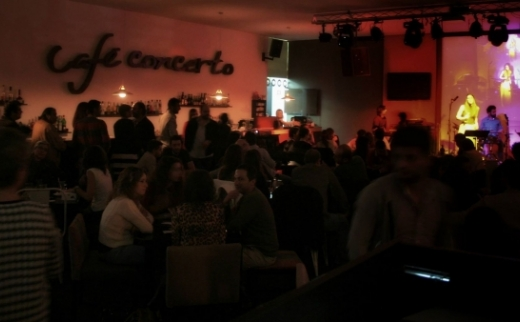 Café Concerto Pombal com programação da Eventuais
