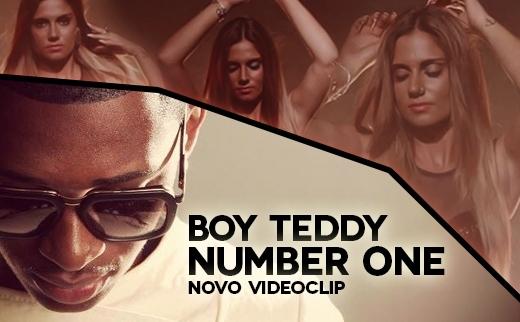 Eventuais com o mega-hit Numer One de Boy Teddy
