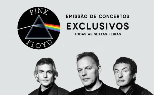 Pink Floyd dão presente de quarentena